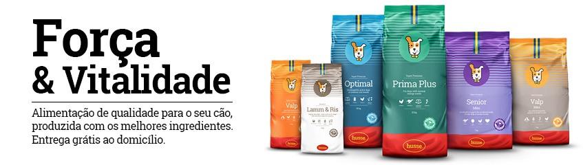 Alimento seco para cães