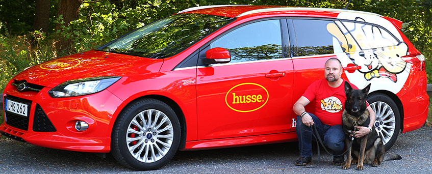 Our Vision - Husse Franchisee and happy pets